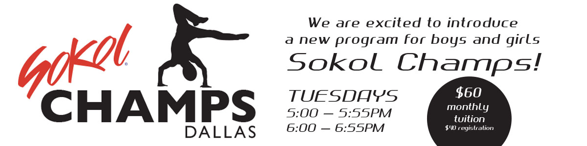 New Sokol Champs Class